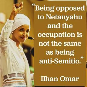 IlhanOmar-Zionist